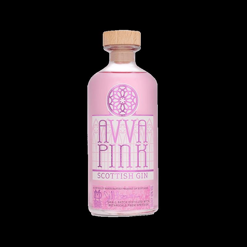 Avva Scottish Gin - Pink 50cl